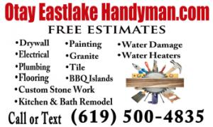 Otay Eastlake Handyman