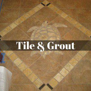 Tile & Grout